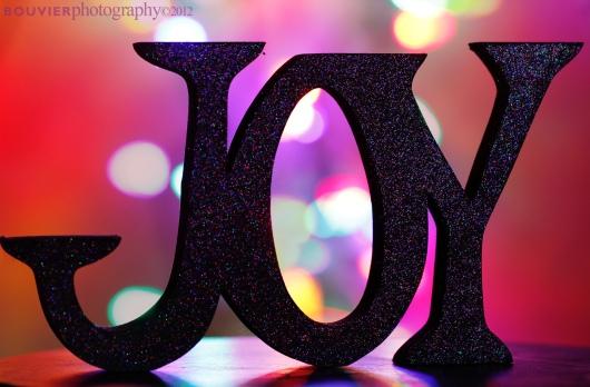colorful joy