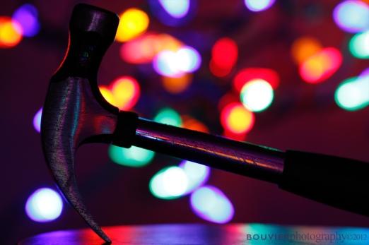 festive hammer
