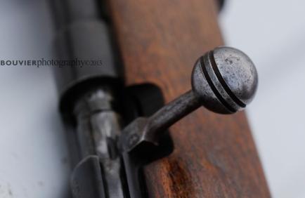 rifle bolt