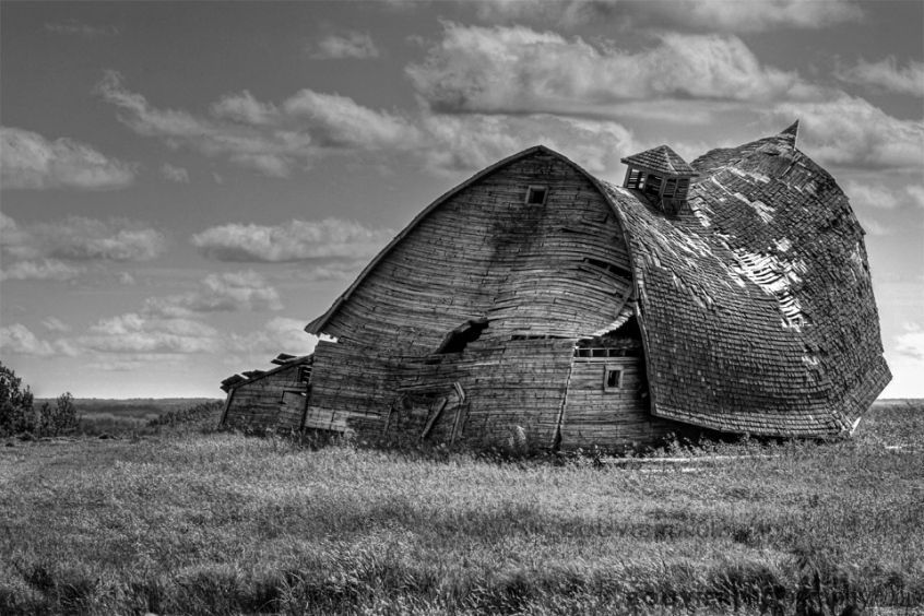 Melting Barn
