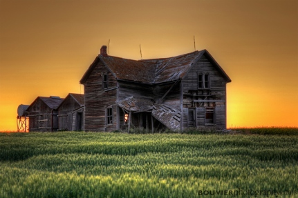 Abandoned in Rural Saskatchewan