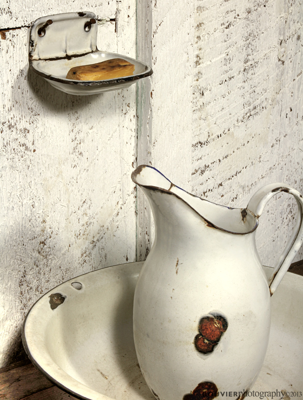 Wash Basin and Ewer