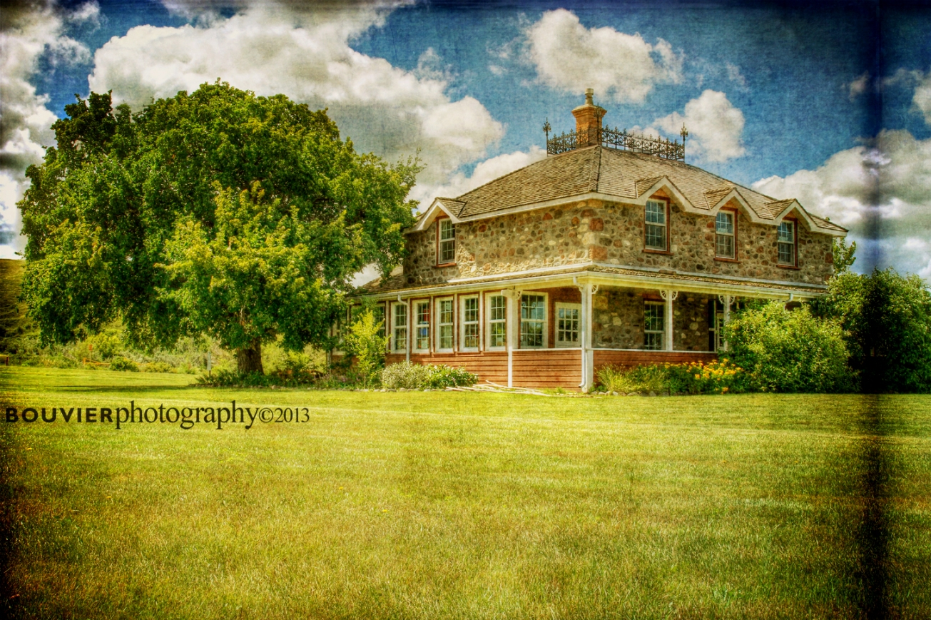 Goodwin house at saskatchewan landing bouvier photography for House landing