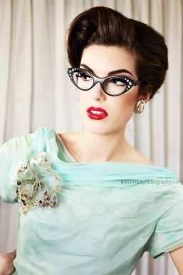 fifties, 50's glamour