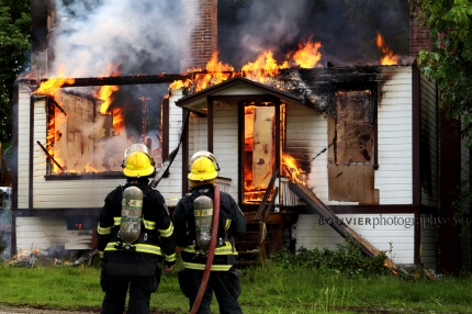 burning house; Sooke; BC; Vancouver Island; fire; Sooke fire department
