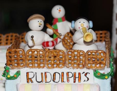 At Rudoph's