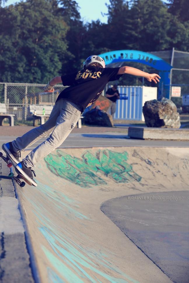 Sooke Skate Park