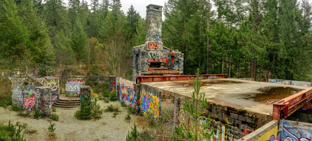Deertrail Resort Ruins