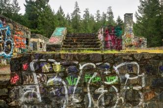 Deertrail Resort Steps