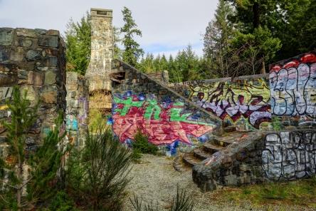 Deertrail Resort Stone Steps