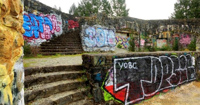 Deertrail Resort Stairways
