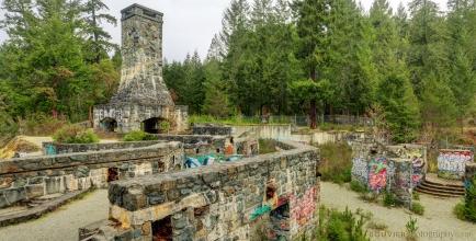 Deertrail Resort Remains
