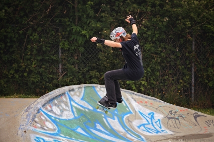 Frontside Air