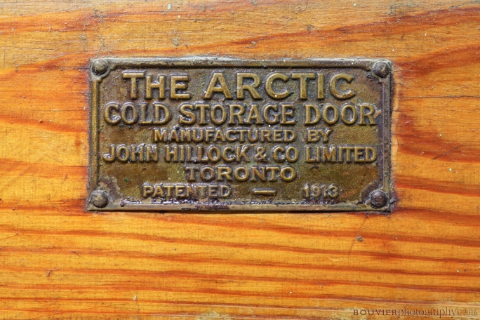 The Arctic Cold Storage Door