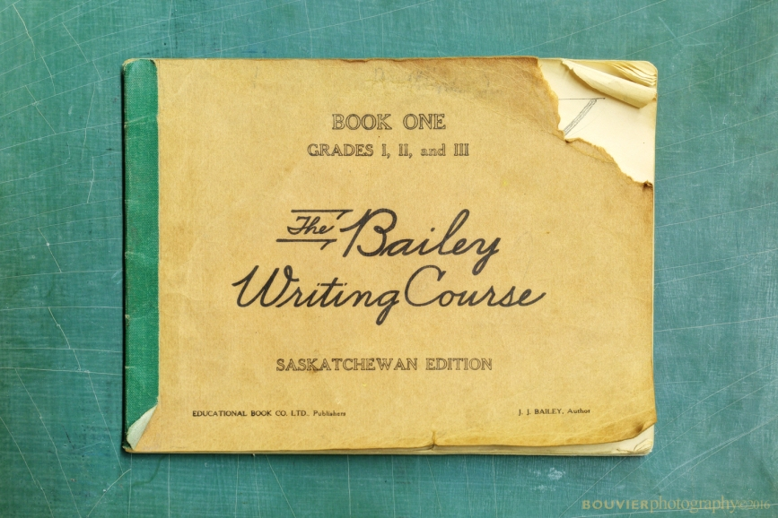 The Bailey Writing Course, Saskatchewan Edition